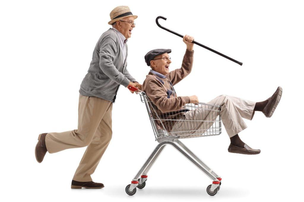 Alterungsprozess verlangsamt! Mit dieser neuen Therapie verzögert sich das Älter werden