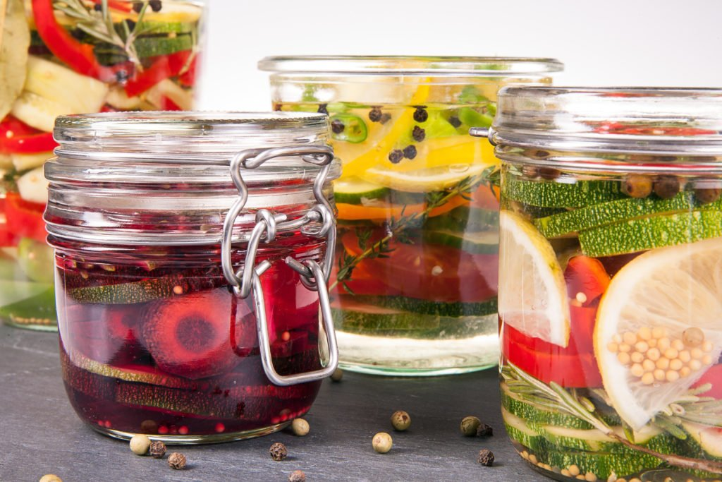 Fermentierte Nahrung: Täglich eingelegtes Gemüse ist gut für unsere Gesundheit