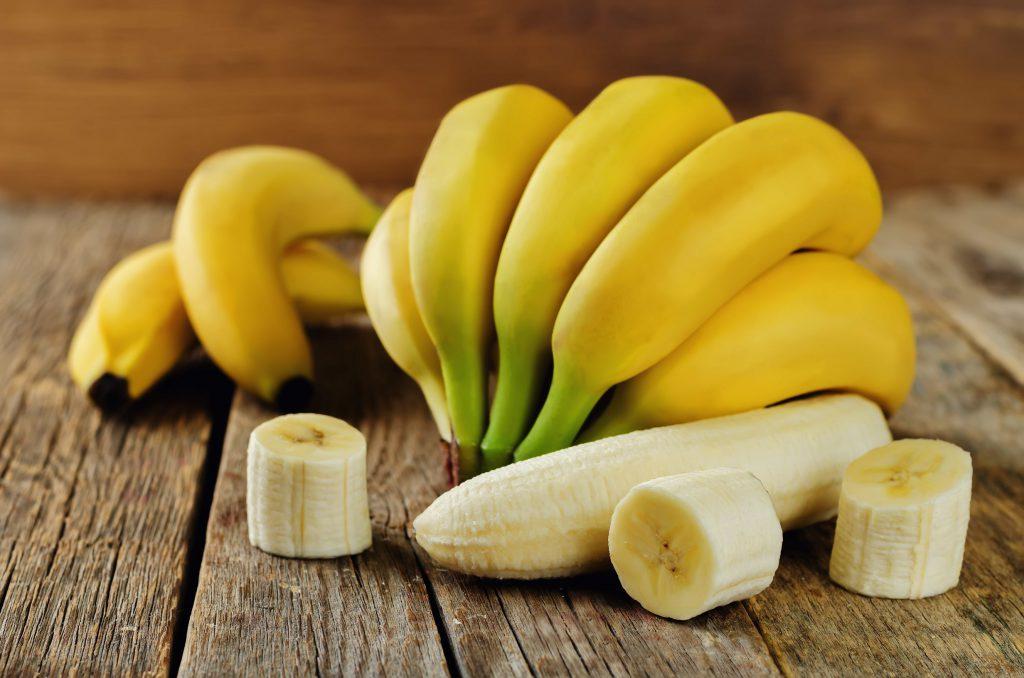 Gesundheitswarnung: Stets nach dem Bananen-Schälen gründlich die Hände waschen!