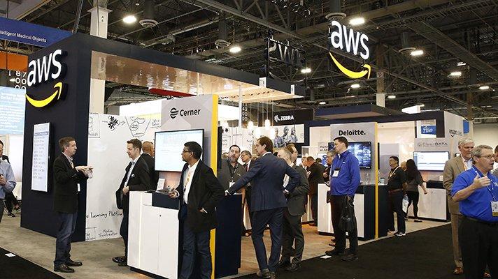 Amazon Web Services: AI, data analytics und cloud wachsen zusammen zu fahren, die Kosten drosseln und die Pflege-Qualität