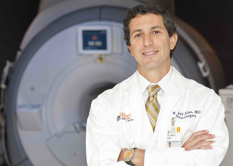 FDA genehmigt Skalpell-freie Behandlung für die Parkinson-Krankheit tremor
