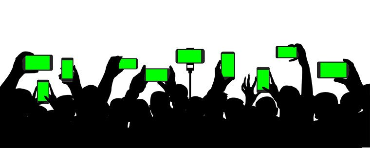 Im moment lebt, nicht selfie oder snap, Studie legt nahe,