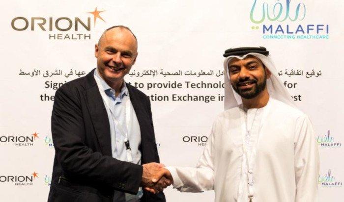 Abu Dhabi Health Data Services und Orion Health partner, um die erste HIE im Nahen Osten