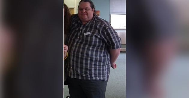 Früher trug er 6-XL: Mann nimmt über die Hälfte seines Körpergewichts ab – so sieht er heute aus