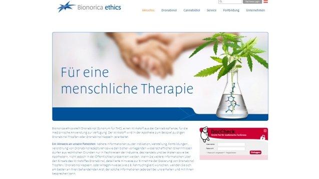 Bionorica ethics GmbH erweitert den Service für Apotheken