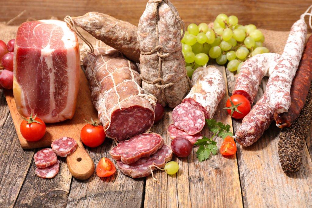 Rückrufaktion! Bio-Salami enthält blaue Plastikteile