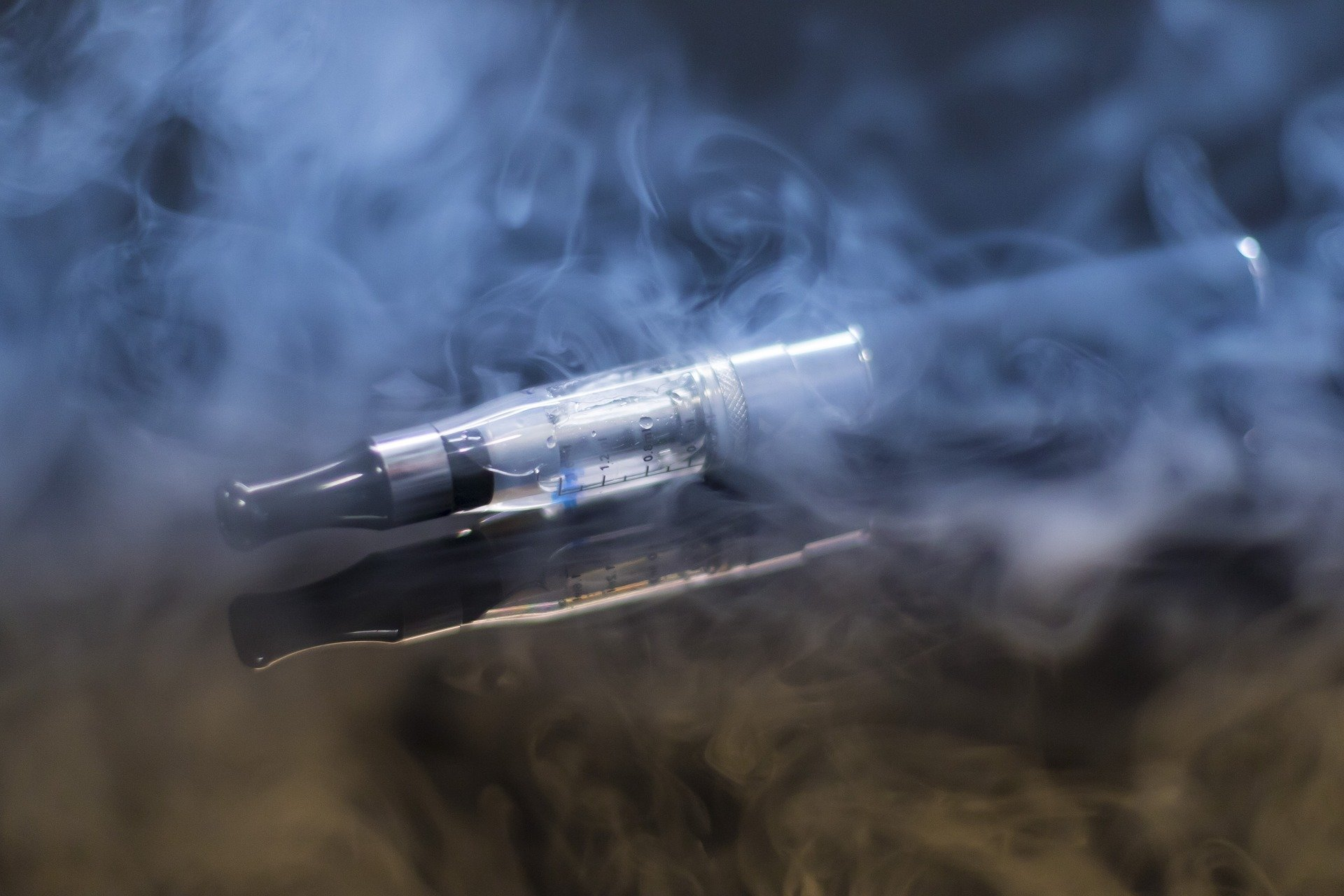 Gemeinsame e-Zigarette Chemische Aromastoffe beeinträchtigt die Lungenfunktion
