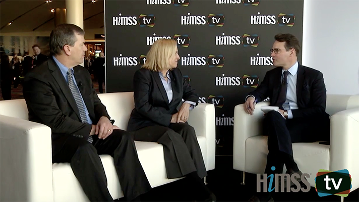 Update: HIMSS-TV HIMSS19 interview Bänke Ben Moscovitch und New Mexico Hospital Verbände Beth Landon