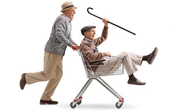 Alterungsforschung: Rätsel der gesunden Alterung ist entschlüsselt worden