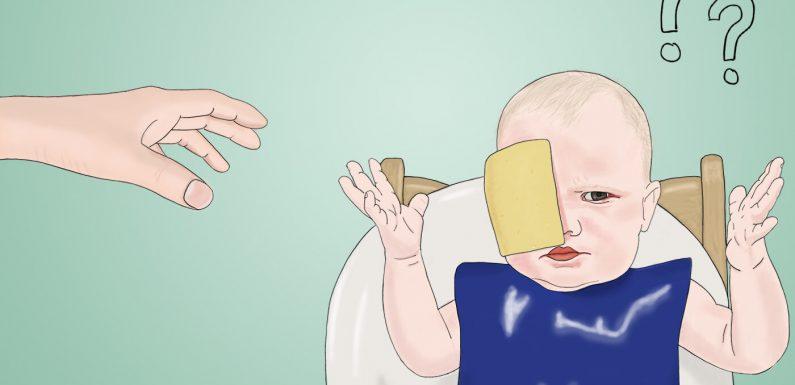 Wie funktioniert der Käse-challenge auf Twitter, Instagram und Facebook beeinflussen baby Entwicklung des Gehirns?