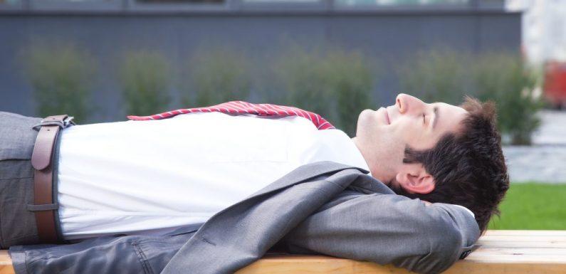 Bluthochdruck senken: Ein Power Nap mindert den Blutdruck so wirksam wie Medikamente