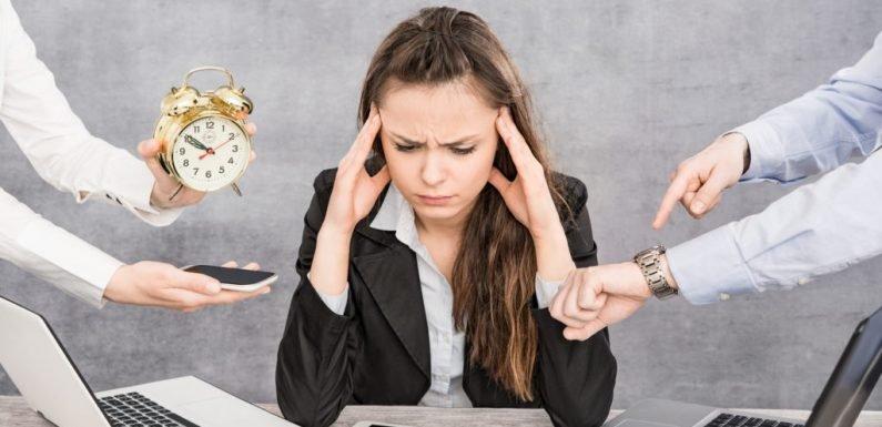 Probiotika baut Stress ab