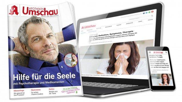 """""""Apotheken Umschau"""" mit European Publishing Award in zwei Kategorien ausgezeichnet"""