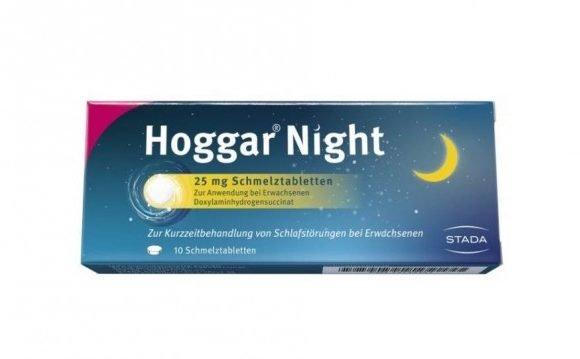 """""""Einnahme ohne Wasser"""": Neue Darreichungsform für Hoggar Night"""