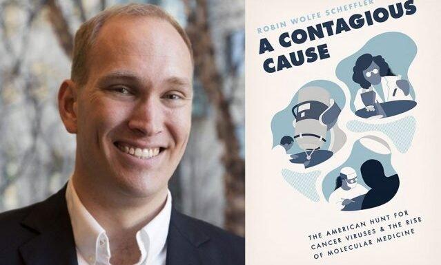 Buch untersucht die umständliche Geschichte, die hinter der Untersuchung von Krebs als eine ansteckende Krankheit