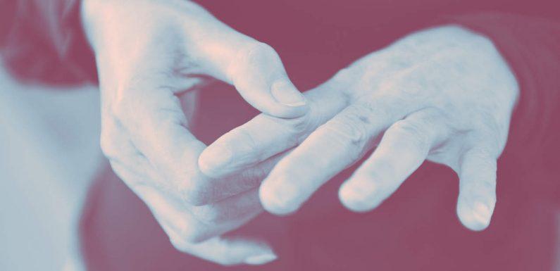Wie zu sehen sind die 3 Häufigsten Arten von Arthritis