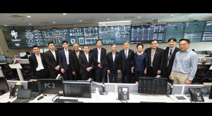 Neue C3-system ins Leben gerufen von Tan Tock Seng Krankenhaus, Arbeitsprozesse zu optimieren