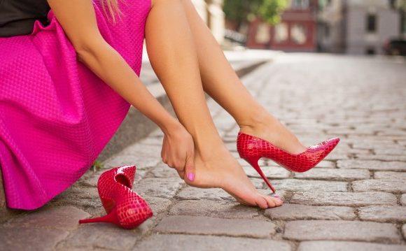 Blasen an den Füßen? So kann man vorbeugen