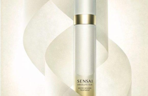 Kanebo Debüt Sensai Marke in Japan und China