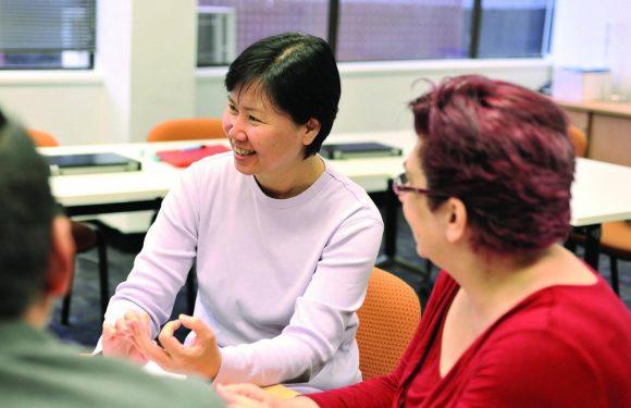 Peer-support reduziert die Belastung der Betreuer