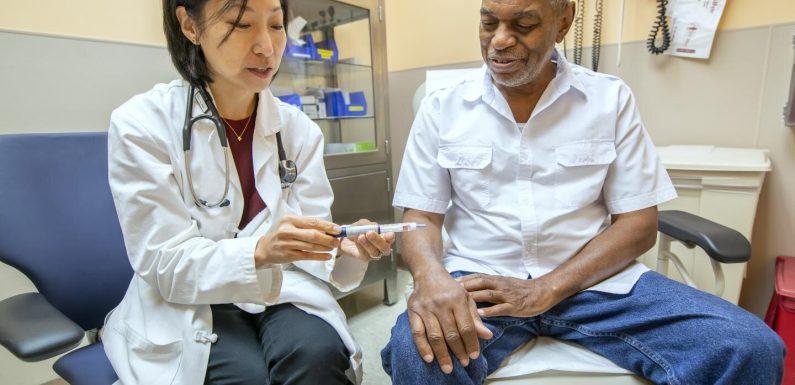 Routine-Bluttests Vorhersagen konnte, diabetes