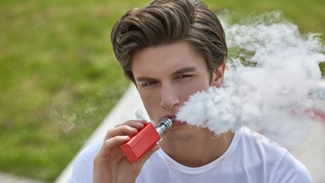 Lungenkrank durch E-Zigaretten?
