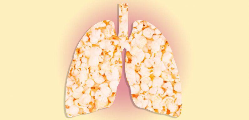 """'Popcorn-Lunge"""" Ist ein Weiterer Grund, um den JUUL"""