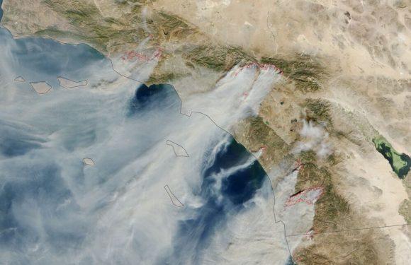 Warum müssen wir behandeln wildfire as a public health Problem in Kalifornien