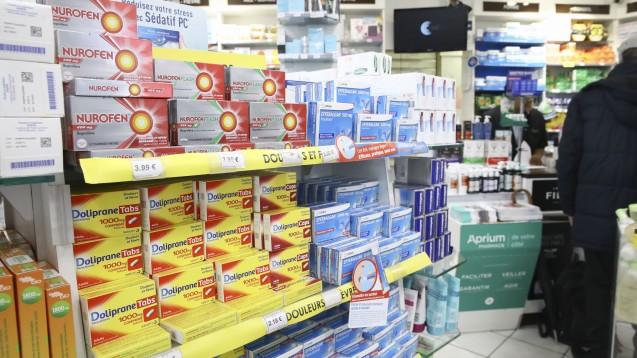 Frankreich: OTC-Präparate bald in Supermärkten?