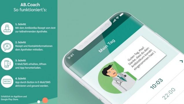"""Richtig ist wichtig: Der """"AntiBiotika.Coach"""" als effektive Gesundheits-App!"""