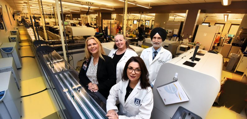Tod von STAT lab tests gut sein könnte für die Versorgung der Patienten