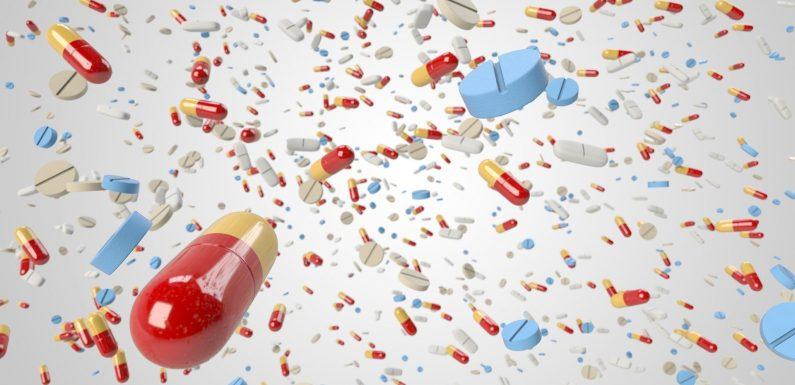 Review zeigt, 2% der Anbieter hatten einen Anteil von 25% der pädiatrischen Antibiotika-Verschreibungen