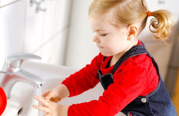 Verbrennungen: Fließendes Wasser hilft am besten