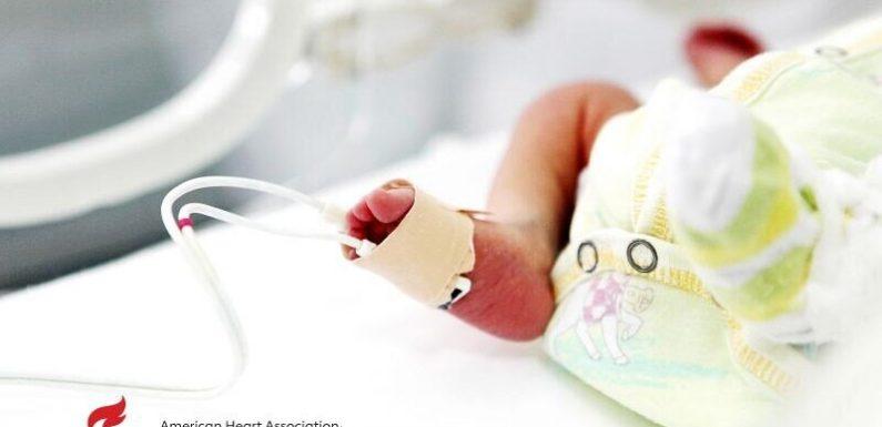 Für Kinder mit Herzfehlern, die das Krankenhaus in der Nähe von mom kann Materie