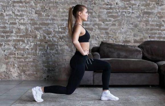 Kayla Itsines zeigt: So kannst du dein Gym-Workout auch zu Hause durchführen