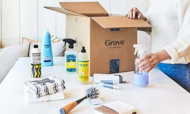Grove Collaborative, Rouen Gehen Kunststoff-Neutral, zu Berechnen, Kunststoff-Steuer