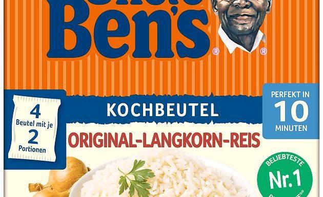Hersteller ruft Uncle Ben's Original-Langkornreis zurück