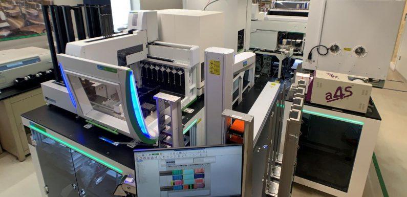 FDA genehmigt erste at-home speichelentnahme test für coronavirus