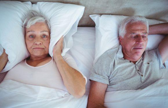 Kunststoffschiene hilft gegen Atemaussetzer im Schlaf