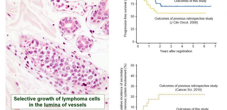 Klinische Studie zeigt eine vielversprechende neue Behandlung für seltene Blutkrebs