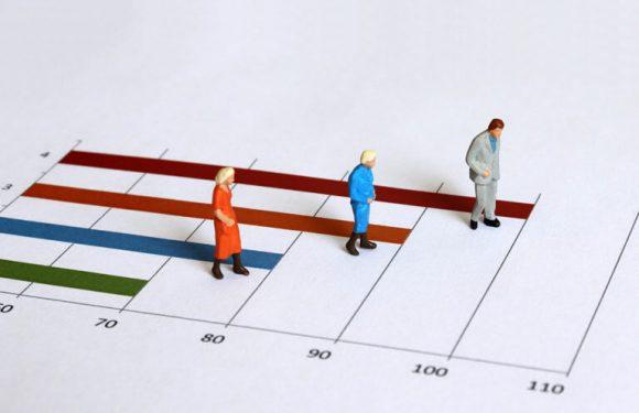 Signifikante Unterschiede in der US-Lebenserwartung gefunden auf der census-tract-Ebene