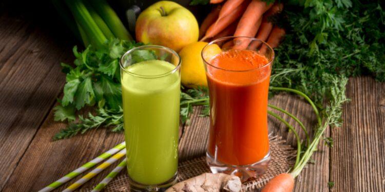Ernährung: Gesundheitliche Vorteile des Entsaftens von Obst und Gemüse? – Naturheilkunde & Naturheilverfahren Fachportal