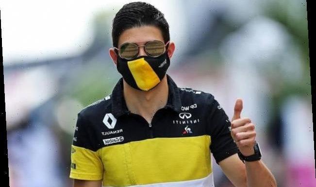 Formel-1-Fahrer Esteban Ocon verrät, wie er sich fit für die Rennstrecke hält