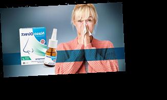 Neu von PARI: NasoDirect<sup>®</sup> Nasenspray