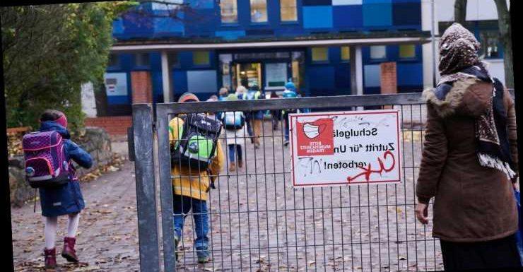 Corona an Schulen: Spahn will Klassen isolieren und nach Schnelltest wieder zum Unterricht schicken