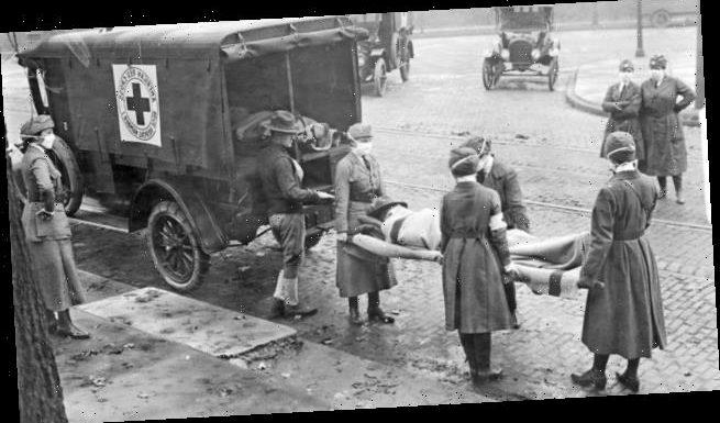 """Die """"Spanische Grippe"""" und COVID-19 im Vergleich"""
