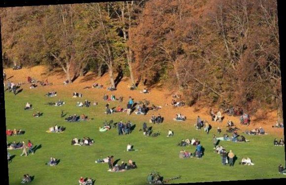 Durchschnittlich 10,3 Grad: Der viertwärmste Herbst seit Beginn der Wetteraufzeichnungen