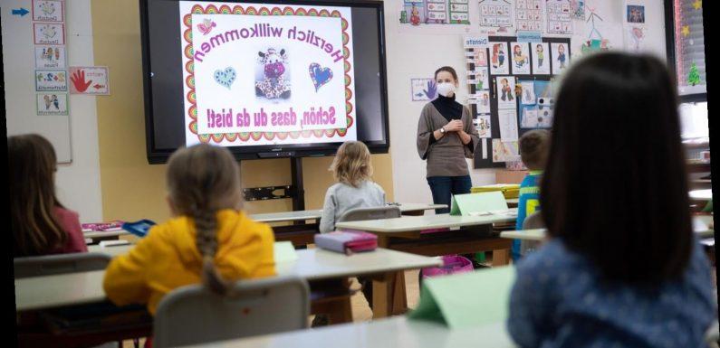 Entwurf des Gesundheitsministeriums: Frühere Impfungen für Grundschullehrer und Kita-Personal