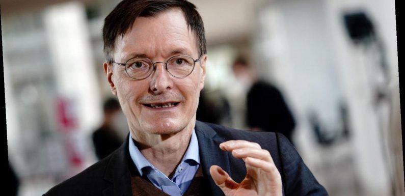 Lauterbach: Ausgangsbeschränkungen senken R-Wert um bis zu 20 Prozent