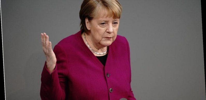 Merkel strebt offenbar Änderung des Infektionsschutzgesetzes an